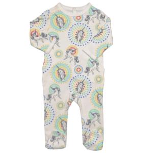 Pyjama Psychélicorne CHANGE MA COUCHE