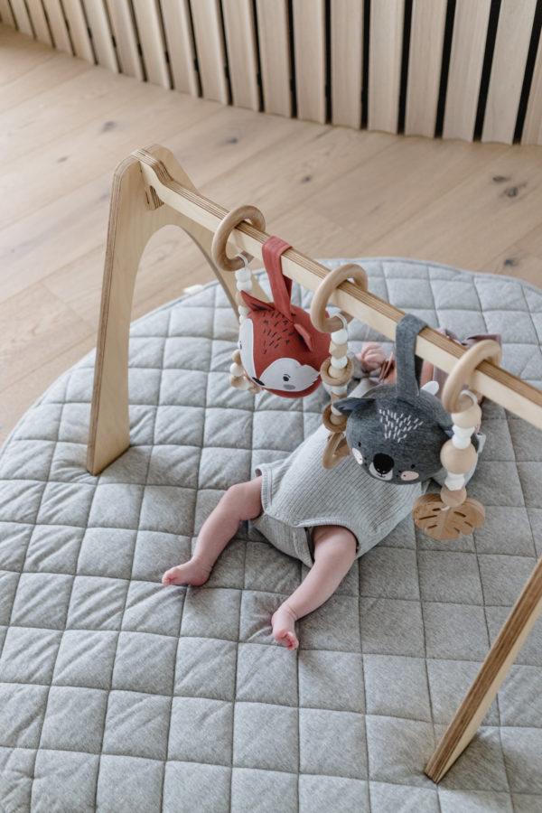 jouet d'éveil renard