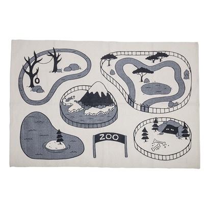 Tapis zoo